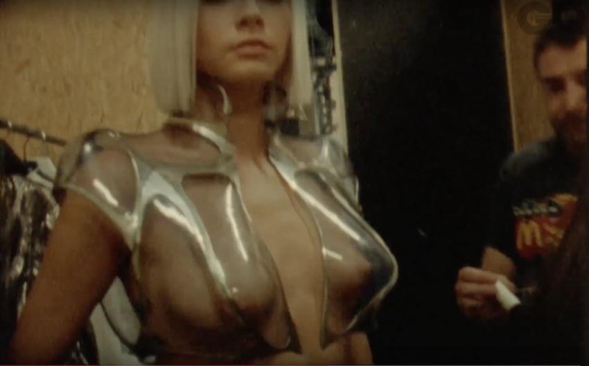 cara delevingne sexy robot