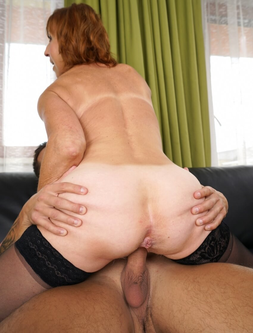 All Granny Porn lotty blue is the dirtiest granny fucking young boys - vporn