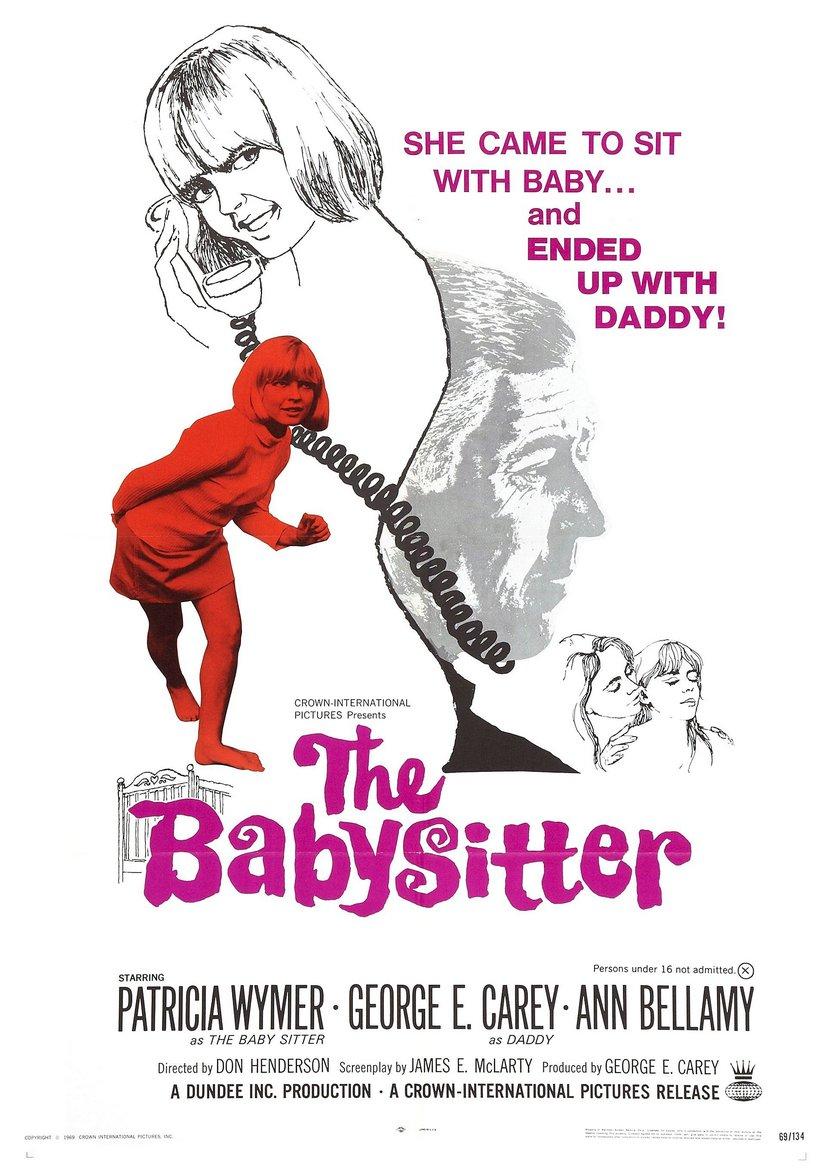 babysitter soft porn 1969