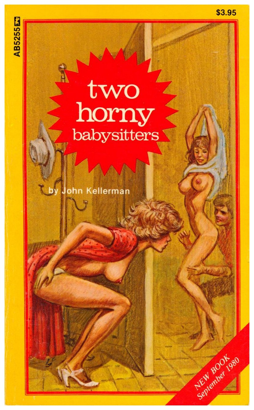 two horny babysitters stroke book