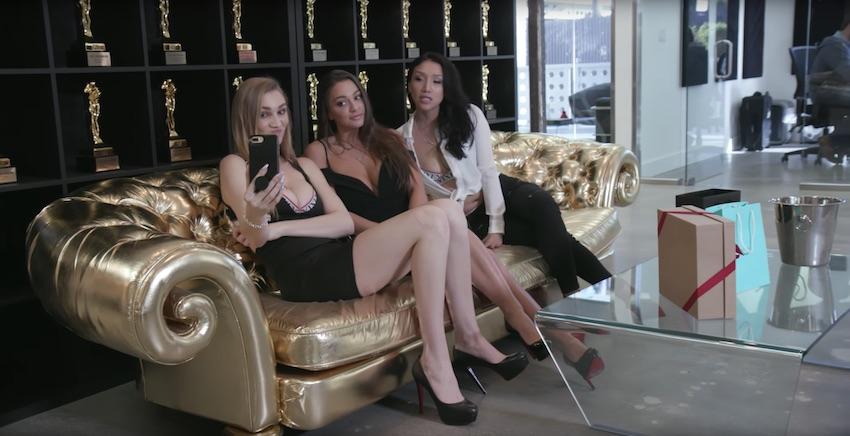 buzfeed visits porn studio vixen