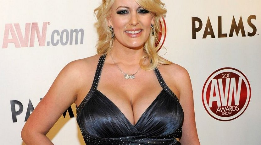 Stormy Daniels at the 2011 AVN awards