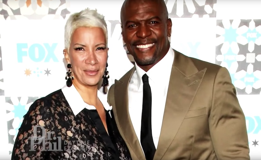 terry crews and wife rebecca discuss addiction