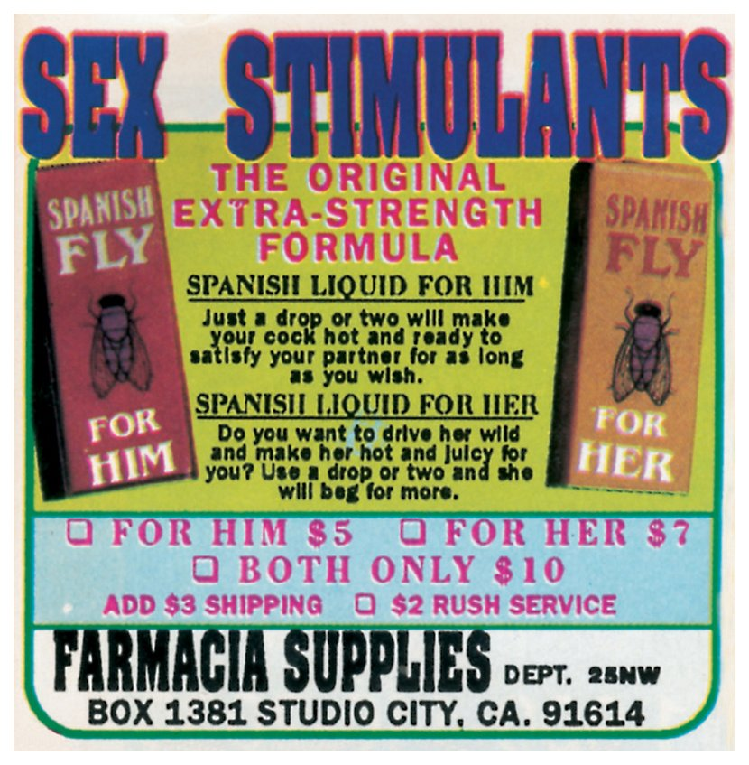 spanish fly for him and and for her