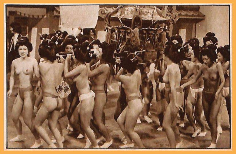 geisha contest