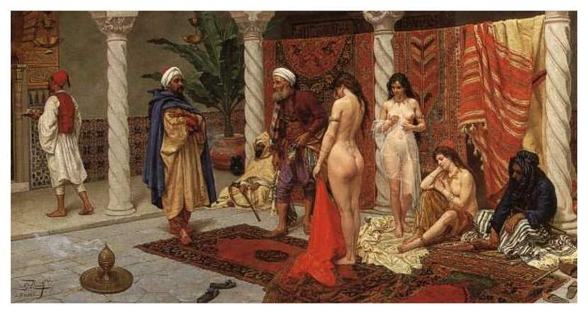 Inspecting New Arrivals by Giulio Rosati