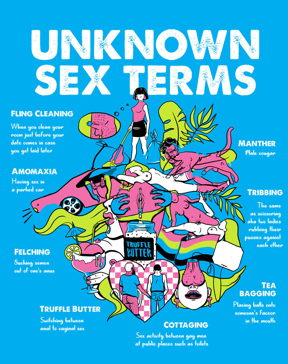 unknown sex terms