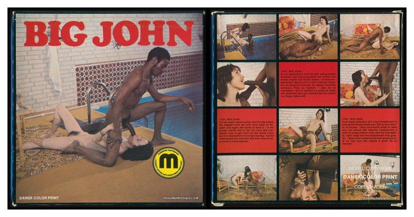 Big John black man with a big dick porn