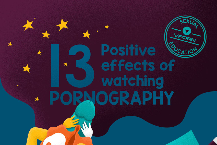 positive effects of watching pornography