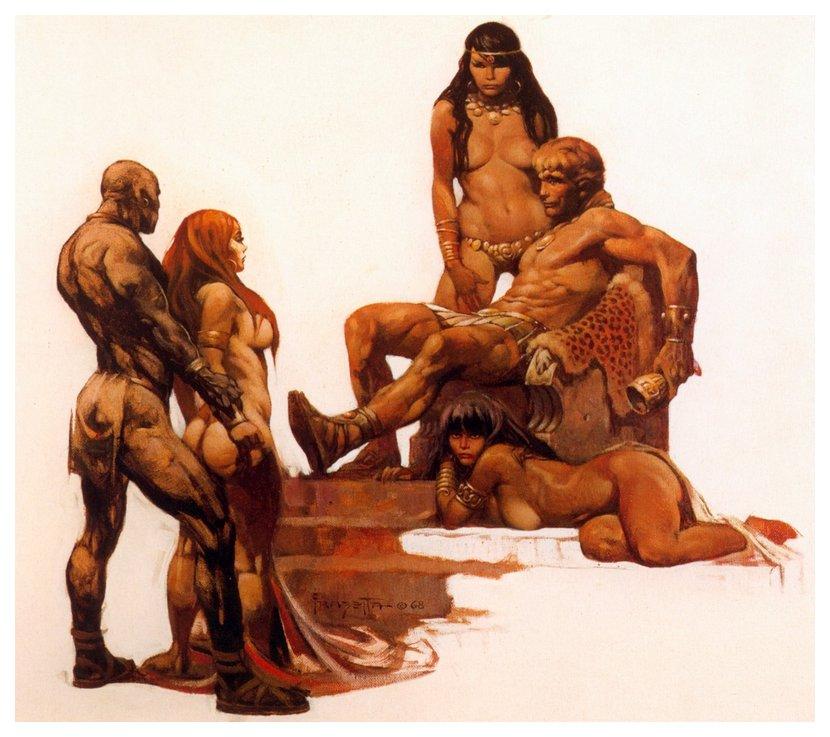 romano desonesto e seu novo escravo
